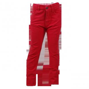 Фирменные яркие джинсы