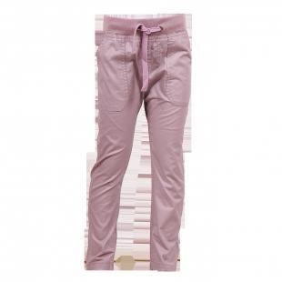 Светлые штаны с карманами