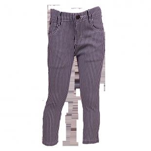 Стрейчевые полосатые штанишки