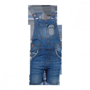 Классический джинсовый комбинезон для ребёнка