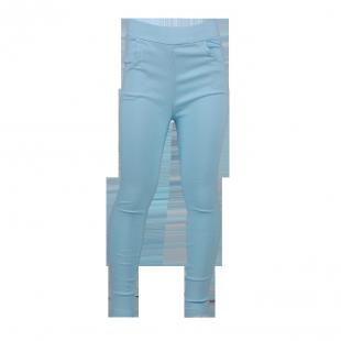 Светло-голубые штаны Zara