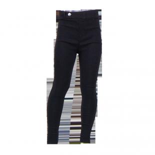 Леггинсы Zara чёрного цвета