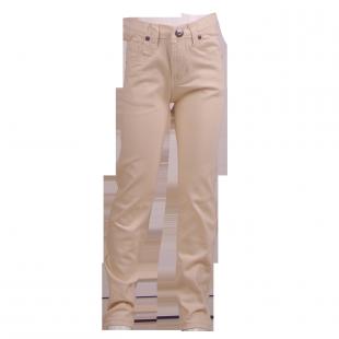 Светло-бежевые брюки для детей