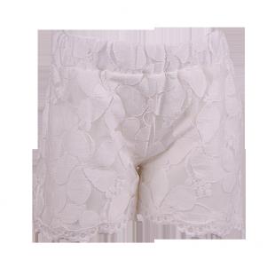 . Романтичные шорты для девочки Zara