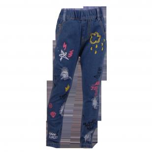 . Брендовые джинсы Zara для детей
